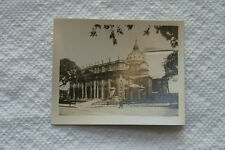 Old Vintage Mini Small Photograph Real Photo St. James Cathedral Montreal Canada