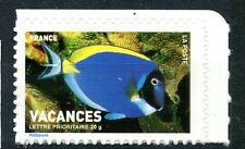 STAMP / TIMBRE FRANCE  N° 4038 ** TIMBRES POUR VACANCES / AUTOADHESIF / POISSON