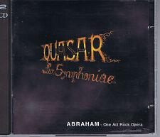 QUASAR LUX SYMPHONIAE Abraham - rare 2 CD orig WMMS 038/039 (1994) prog