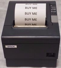 Epson TM-T88IV M129H Point of Sale Thermal Printer With Power Supply