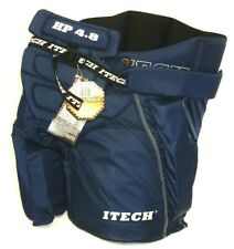 "New Nos Itech Hp 4.8J Dark Blue Hockey Goalie Pants Boy'S Pants 24-26"" (Small)"