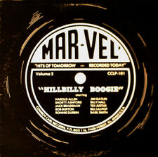 MAR-VEL LP -HILLBILLY BOOGIE - VOL.2 - HAROLD ALLEN, JIM GATLIN, TEX JUSTUS -'79