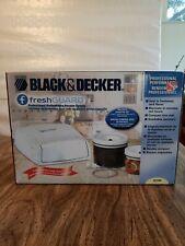 NEW Black & Decker Freshguard Professional Performance Vacuum System VS1300