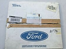OEM NEW FORD 1999 LINCOLN TOWNCAR REAR MAT SET XW1Z 5413106 AAA