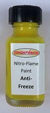 Brightvision ANTI-FREEZE Nitro-Flame Redline Restoration Custom Paint ANTIFREEZE