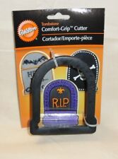 Tombstone,Halloween,Wilton Comfort Grip Cookie Cutter,2310-599,Stainless Steel
