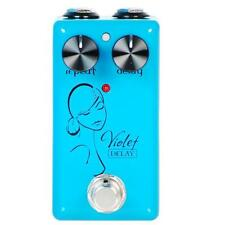 Red Witch Violet Compact Rechargeable Delay Guitar Pedal