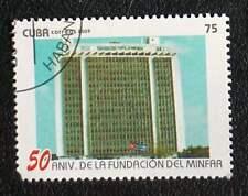 6Cuba  Sc# 5032  MINFAR FOUNDATION  government  2009  used / cto
