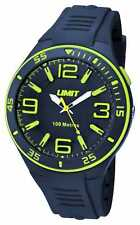 Limit Mens Navy Strap Navy Dial 5569.24 Watch