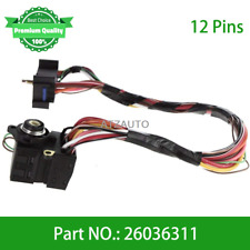 New Ignition Starter Switch For GMC Yukon Jimmy Chevrolet Suburban 26036311