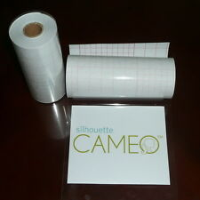 "12"" x 50 FT Roll Medium Tack Clear Application Transfer Tape for Craft Vinyl"