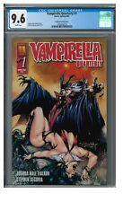 Vampirella Quarterly #1 (2007) Segovia Cover CGC 9.6 EB565