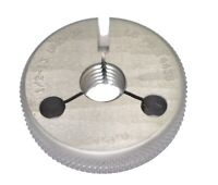 1/2-13 UNC-2A ~ Thread Ring Gage ~ Go Not/Go ~ .500 ~ 13 ~ A.P.N.