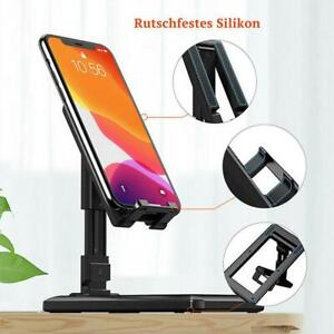 NEW Adjustable Cell Phone Stand Holder Desk Dock Mount For iPad iPhone Tablet