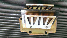 1999 KX250 KX 250 REED VALVE ASSEMBLY INTAKE FUEL AIR GAS FLOW MANIFOLD