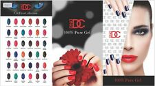 Dnd Daisy Dc Gel Cat Eyes Collection - Select Your Colors - nail polish magnetic