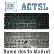 KEYBOARD SPANISH for HP ENVY 4-1018TU Notebook PC