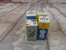 Vintage Nos Lot Of 4 Projector Bulb Lamp Dyp Ge Bulbs