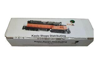 Kaslo Shops HO Scale SDL39 kit