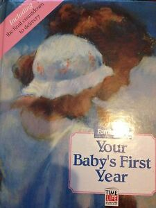 """Vintage  """"Baby's First Year"""""""