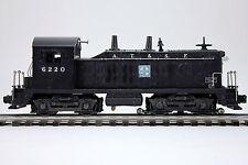 Lionel O-Ga. Postwar #6220 Santa Fe EMD NW2 Switcher