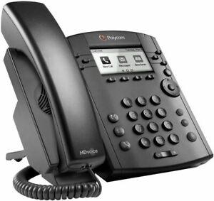 NEW Polycom VVX311 IP Business Media Phone PoE 2200-48350-025