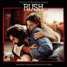 Eric Clapton Rush (soundtrack, 1992) [CD]