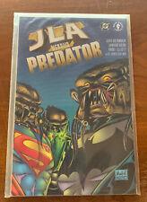 New listing Jla Justice League Of America Versus Predator One-Shot Prestige Format Nm 2001