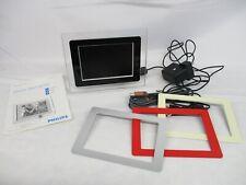 Philips Digital Photo Frame, 7FFI Series, 21 X 16cm
