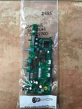 #2435 Yamaha SLG100N Silent Guitar Parts V8729700 Circuit Board Replacement Part
