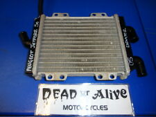 PEUGEOT JETFORCE 50cc  RADIATOR, GOOD CLEAN CONDITION