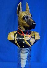GOEBEL THIERRY PONCELET ARISTO DOG WINE BOTTLE STOPPER - VICTORIOUS CONQUEROR