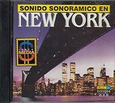 Sonido Sonoramico En New York CD Not sealed