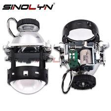 AL Bi-xenon Projector Lens For BMW E46 E60 X3/Benz C200 C220 CL500/Volvo S40 C70