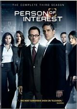 Person of Interest - Season 3 [2015] (DVD)