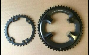 Shimano Ultegra 6800 Chainrings Double 11 Speed 34T or 50T 110 BCD 4 Bolt