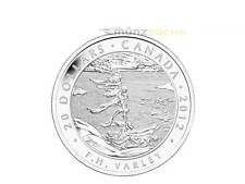 20 $ Dollar pourH. Varley Group of Seven Canada 1 once Argent PP Proof 2012