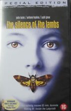 THE SILENCE OF THE LAMBS - VHS (special edition)