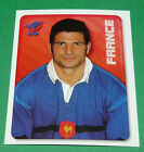 N°132 T. LIEVREMONT XV FRANCE MERLIN IRB RUGBY WORLD CUP 1999 PANINI COUPE MONDE