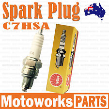 NGK C7HSA Spark Plug 110cc 125cc 140cc PIT PRO Trail Quad Dirt Bike ATV Buggy 02