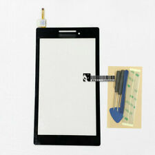 """For Lenovo Tab 2 A7-10F 7"""" Black Touch Screen Digitizer Glass Lens & Tools"""