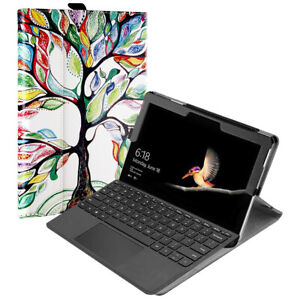 Poetic For Microsoft Surface Go Tablet Case,Full Leather Smart Cover Tree)