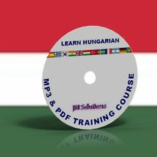 Learn To Speak fluent Hungarian Language Course DVD, MP3 & PDF,Hungary language