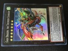 YG169 CARTE YU-GI-OH! CARD Gaia Dragon, the Thunder Charger - GAOV-EN046