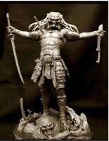 Unpainted and unassembled 1/6 predator golden bell, resin model kit