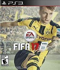 PLAYSTATION 3 FIFA 17 PS3 - BRAND NEW - FREE 1ST CLASS SHIPPING  IN US