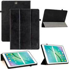 Premium Leather Cover for Samsung Tab A 10,1 Protective Case Sleeve Tablet Black