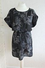 Tunika Kleid Rückenausschnitt von Miss Selfridge England, Gr. S M (36 38), neu