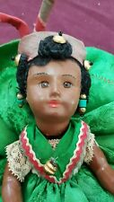 Beautiful all original French Creole doll made by SFBJ prior to 1930
