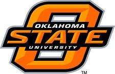 OSU OKLAHOMA STATE UNIVERSITY Cowboys Large Decal